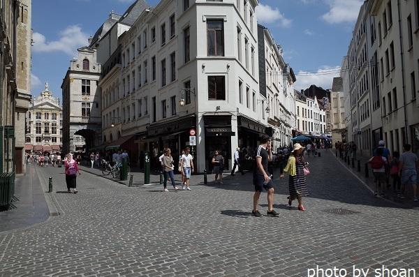 161107ブリュッセル散歩3