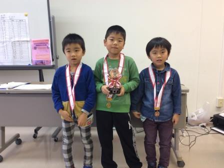 13小学生B入賞者