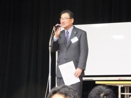 003工藤大会長あいさつ