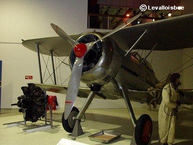 複葉グラディエーターも北欧空軍では第一線戦闘機downsize