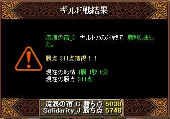 RedStone 16.04.27 結果