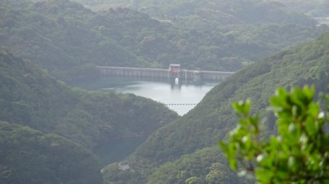 鮎屋川ダム
