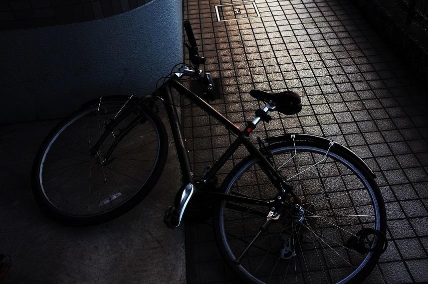 フリー画像自転車