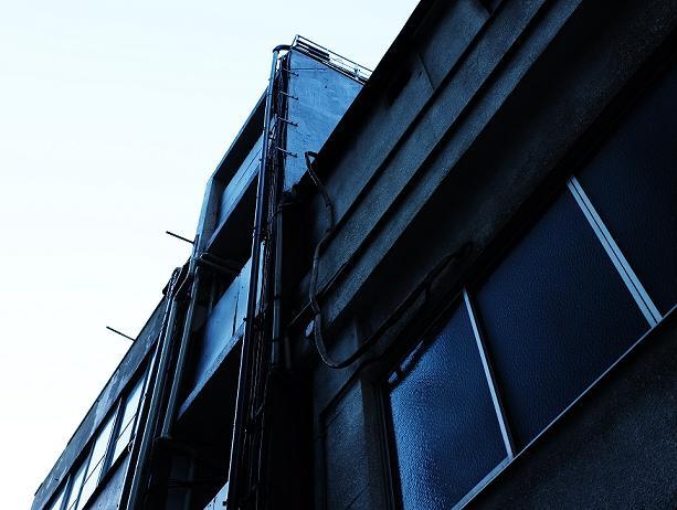 フリー画像新宿のビル