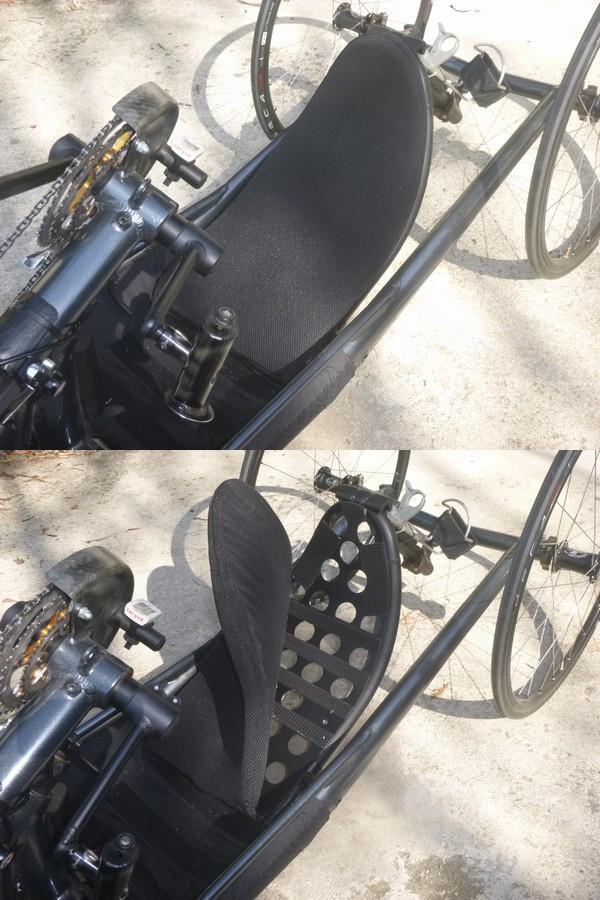 シュミッキング ハンドバイクシート