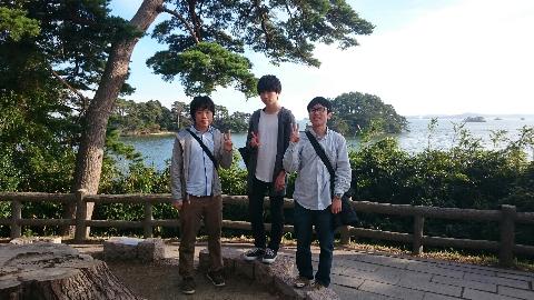 東北旅行2日目…松島②