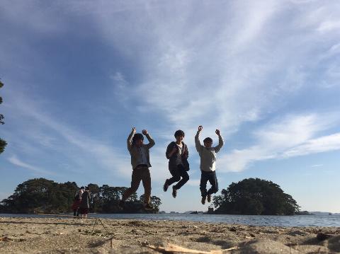 東北旅行2日目…松島③