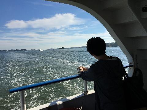 東北旅行2日目…松島風景②
