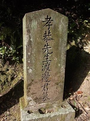 渡辺弘堂墓