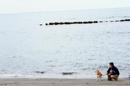 〆は海だよ