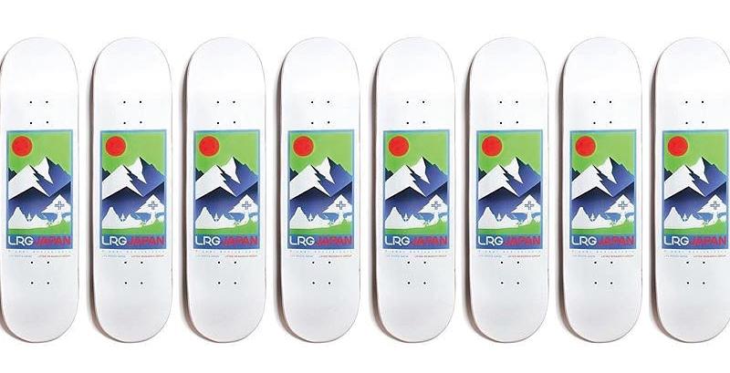 LRG TOKYO DECK スケート ストリートワイズ 藤沢 OPA
