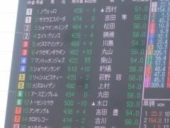 20110628 函館6R 3歳未勝利 メジロマリシテン 01