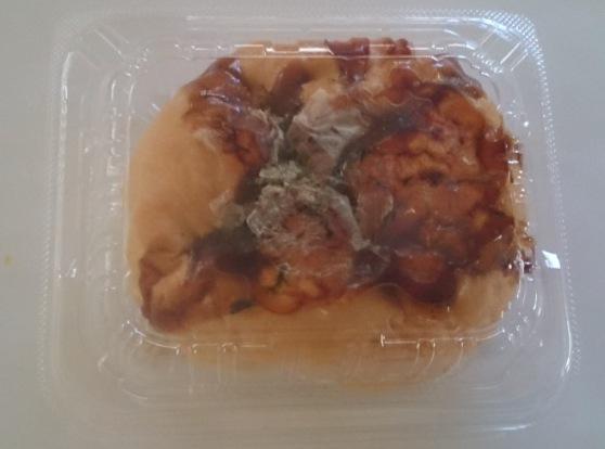 キャベツ焼きパン