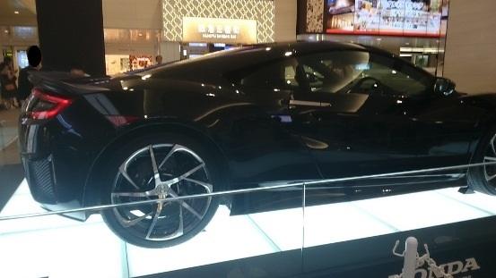 新型NSX07