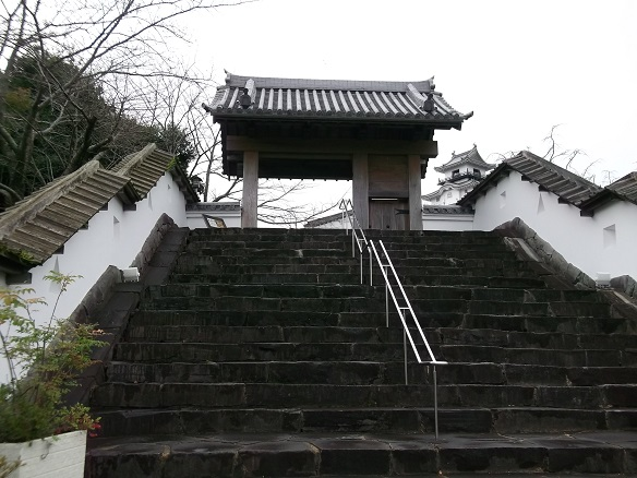 掛川城1 -2