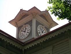 札幌の時計台4