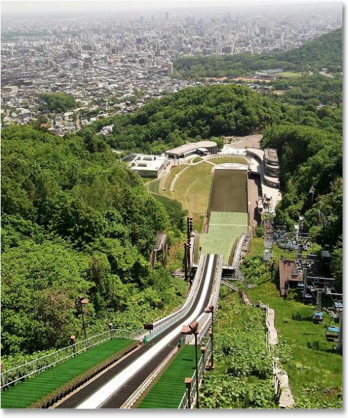大倉山ジャンプ場1