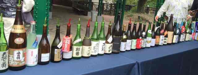 日本酒の会6