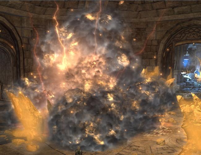 シリウス大灯台の爆発6