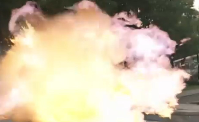 シリウス大灯台の爆発9