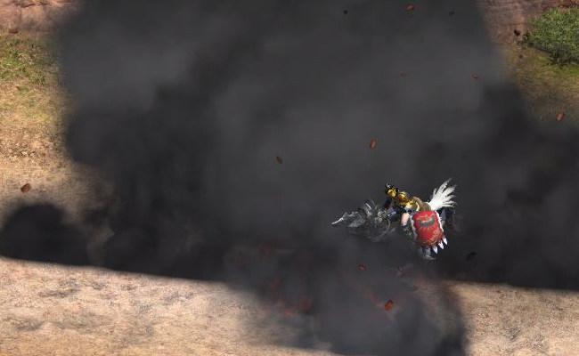 シリウス大灯台の爆発10