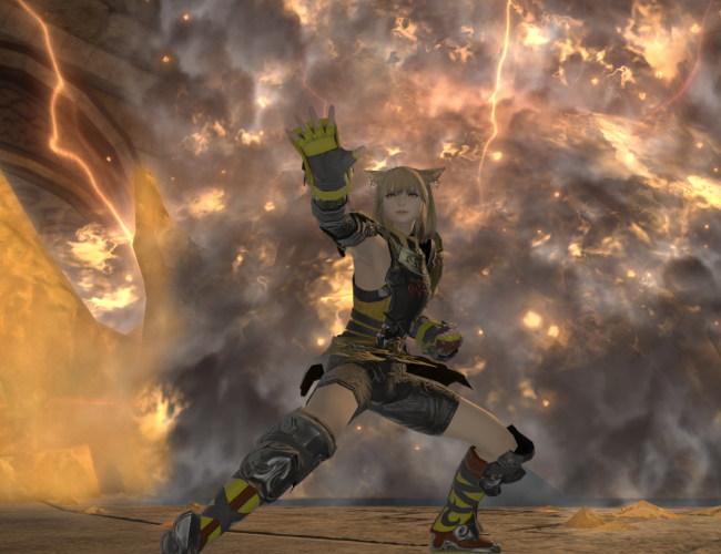 シリウス大灯台の爆発16