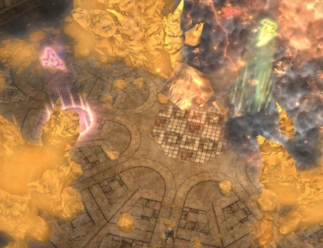 シリウス大灯台の爆発22