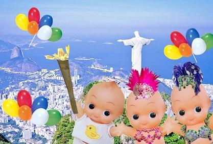 ブラジルです