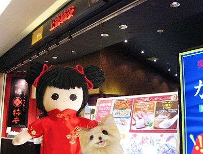 上海柿安さんです