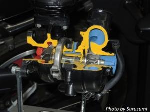カワサキ 750ターボ ターボチャージャー