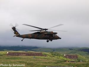 UH-60J ブラックホーク