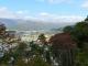 山岳博物館からの風景①