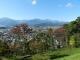 山岳博物館からの風景②
