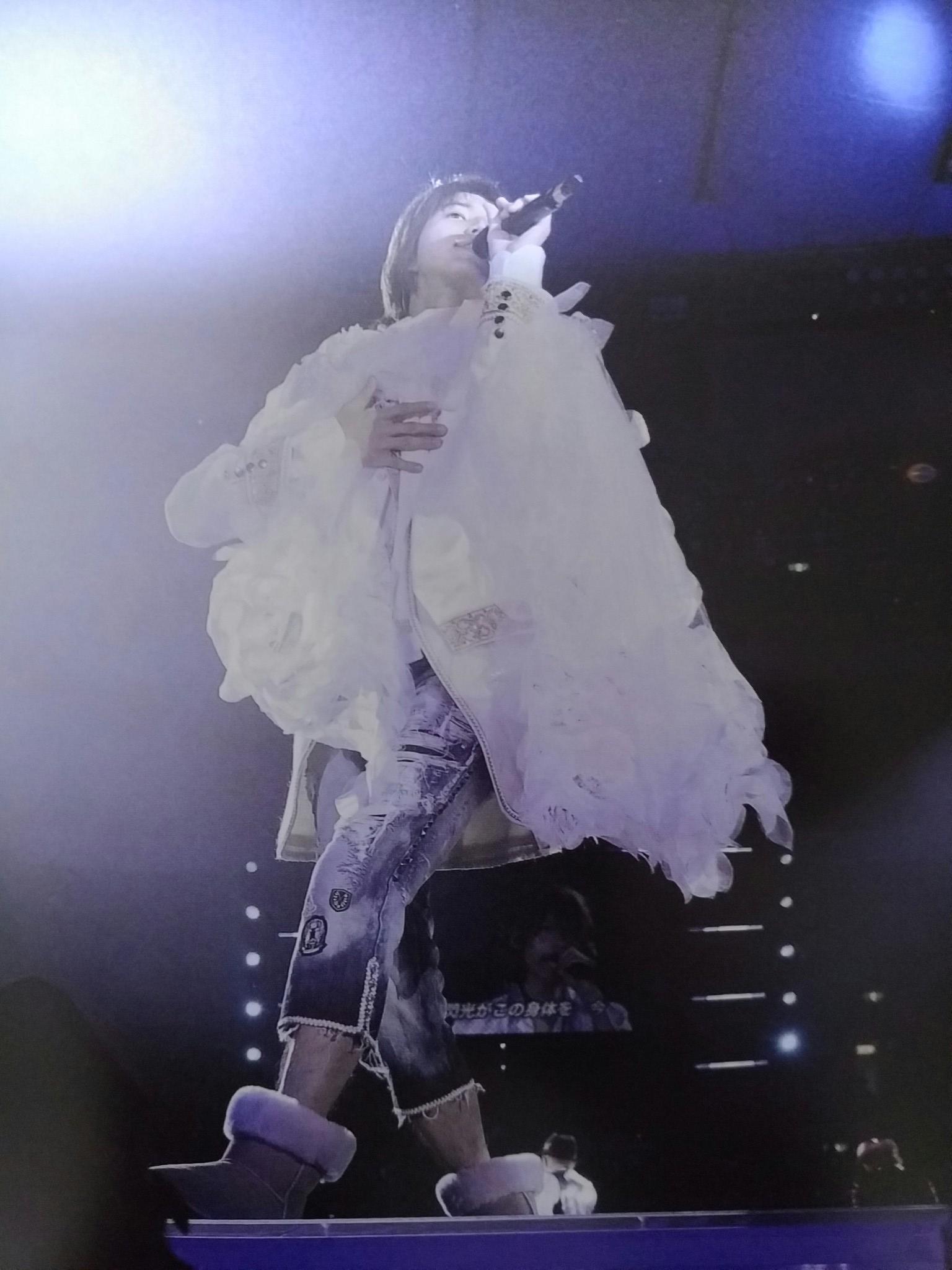 記録魂白衣装2