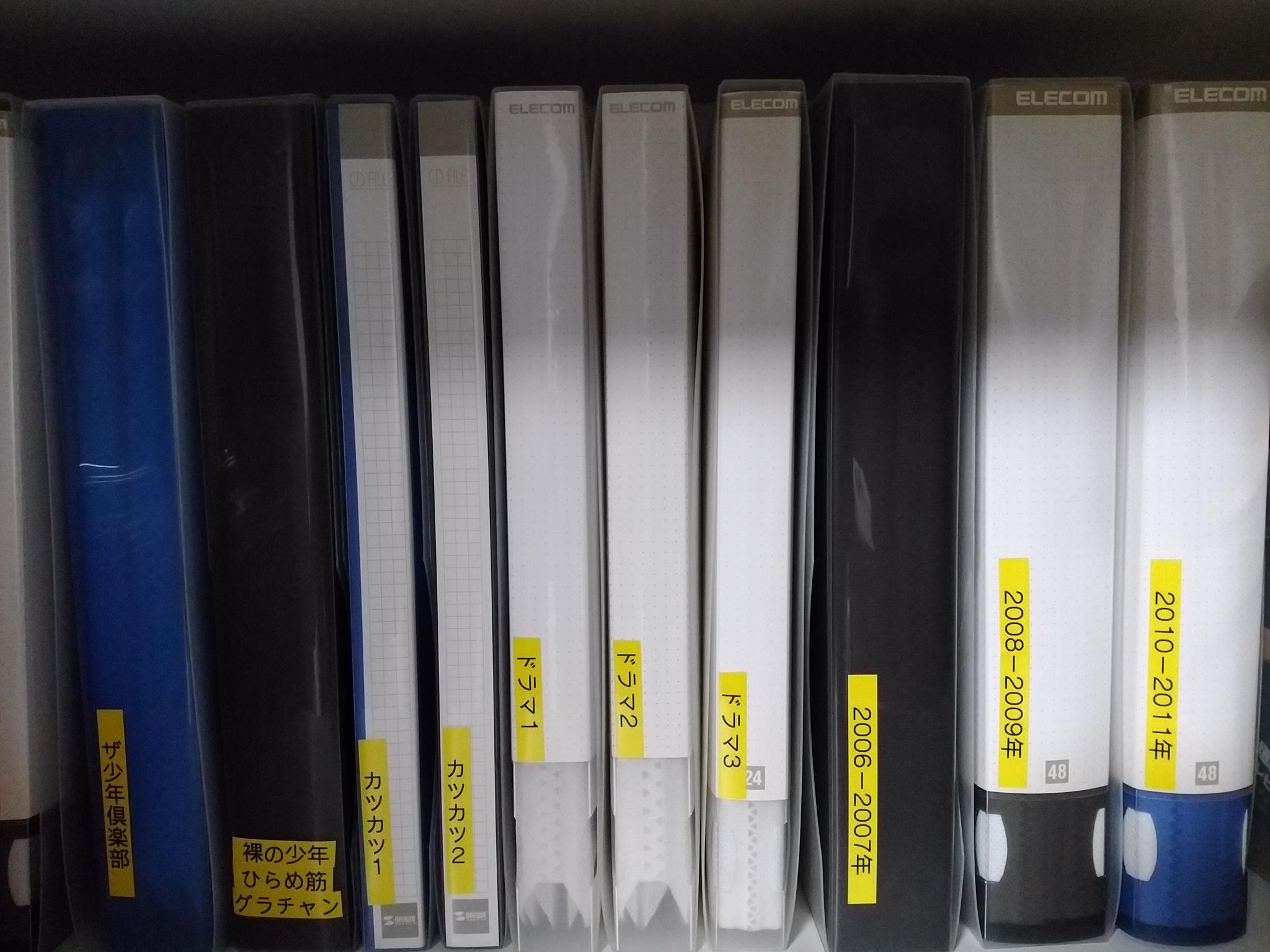 DVD保存法