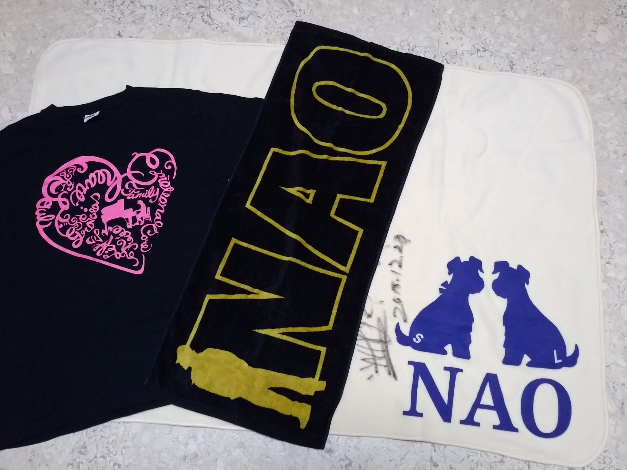 NAOグッズ