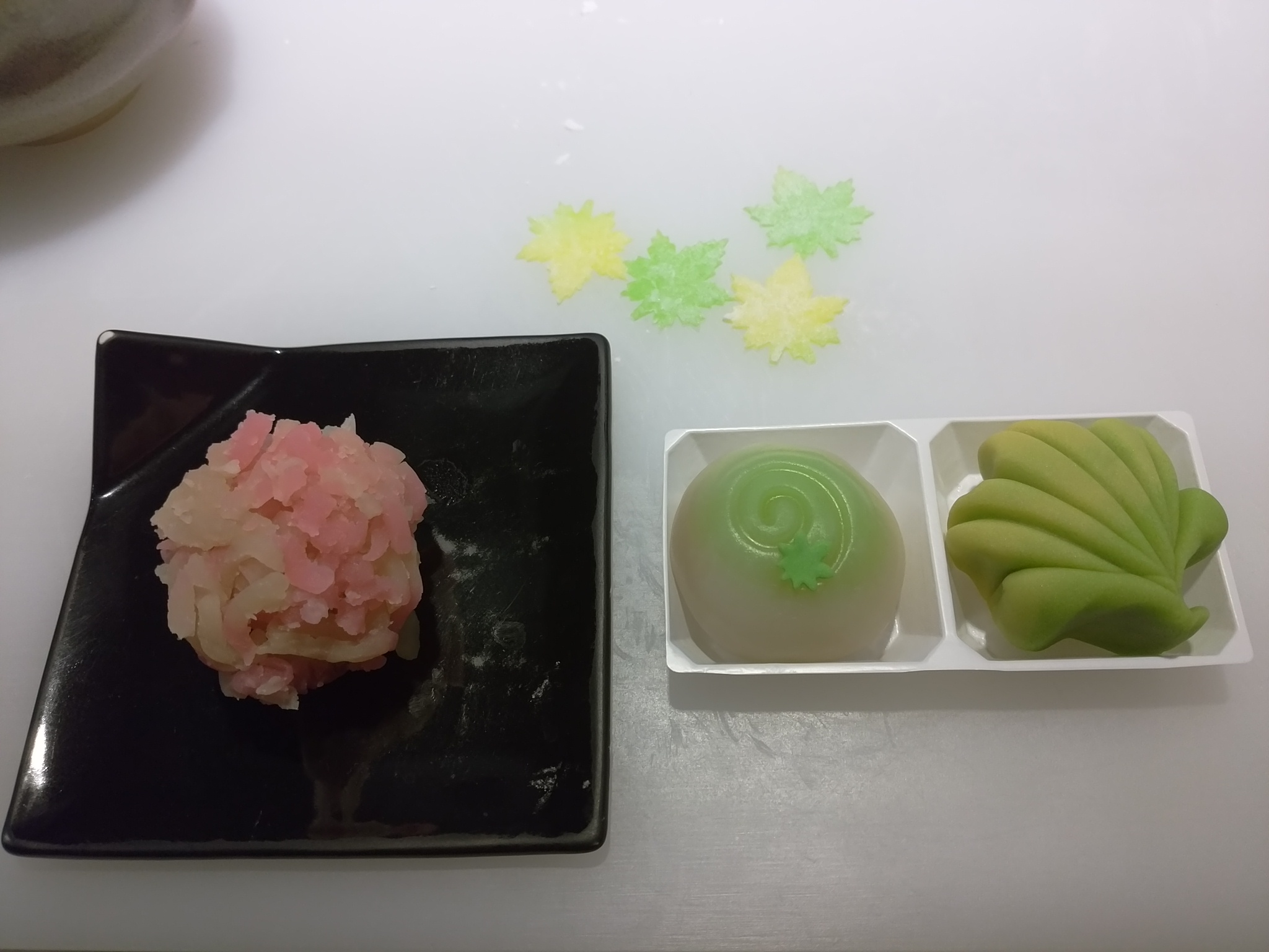 京菓子作り3