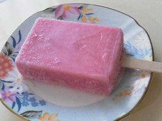 ガリガリくん桜餅 (3)