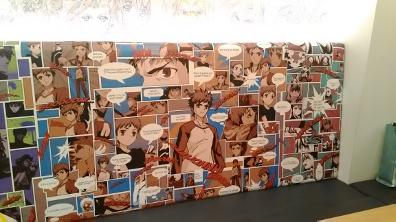 ufotable cafe15周年展 (13)