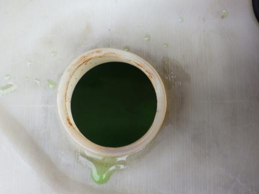 ラジエター液交換 (1)