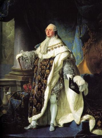 革命ルイ十六世1
