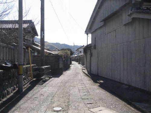 吉良川の町並み6