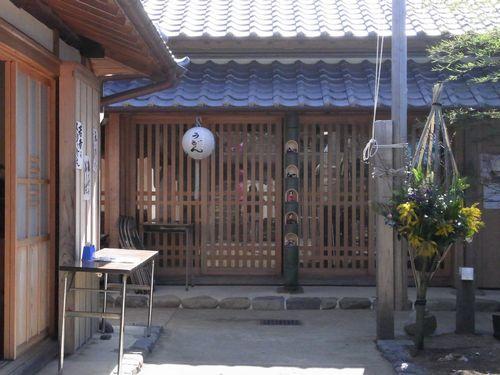 吉良川の町並み11