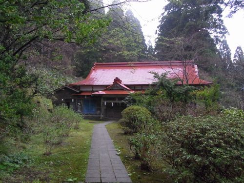 男鹿真山神社18