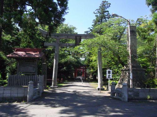 浪岡八幡宮2