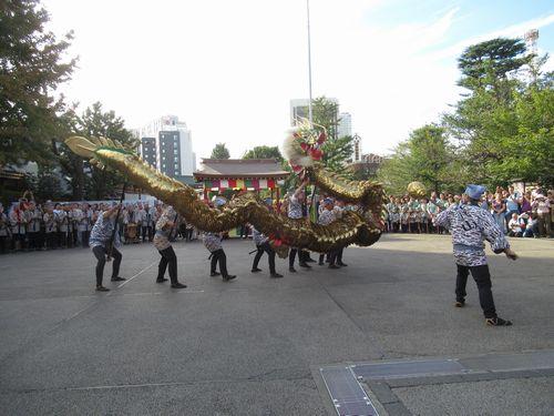 金龍の舞19
