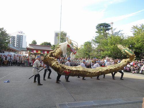 金龍の舞23