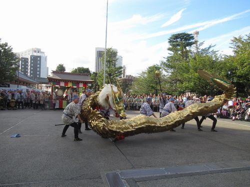 金龍の舞24