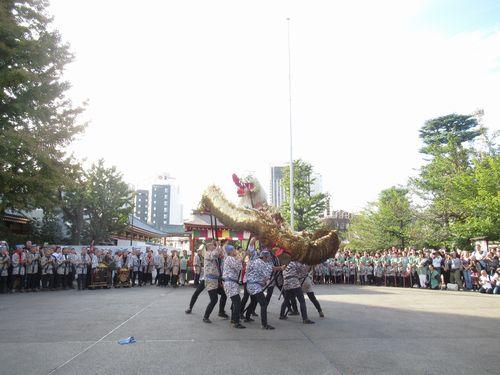 金龍の舞33