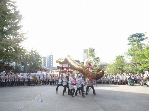 金龍の舞35